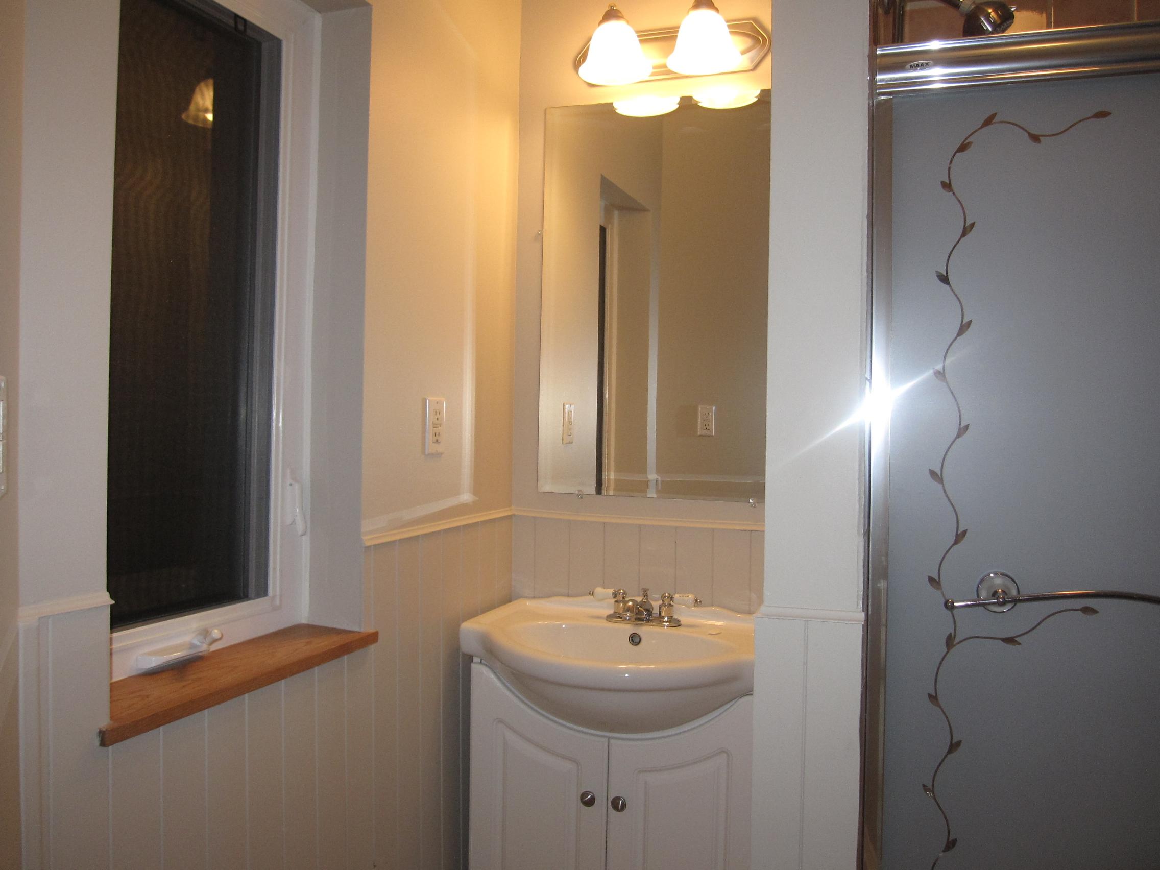 Bathroom Vanity view