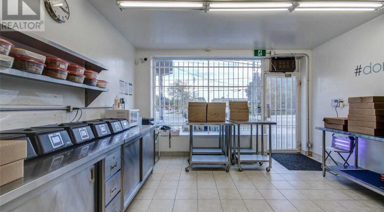 Kitchen Store Front